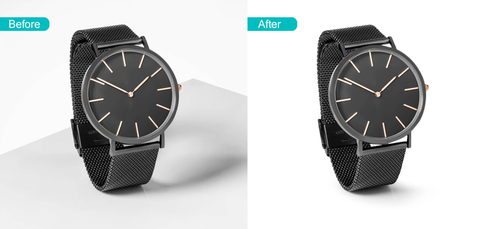 E-commerce Product Photo Editing Services