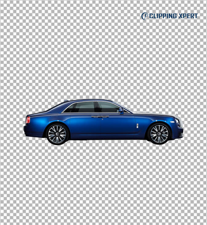 Car Photo Cut Out after